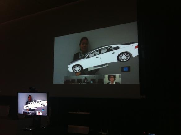 Realidad Aumentada por Videoconferencia