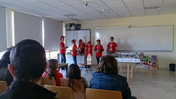 CampTecnologico_Presentacion de proyectos